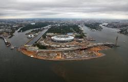 Санкт-Петербург застраивающийся: осень 2015