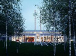 Центр современной культуры фонда V-A-C в бывшей электростанции ГЭС-2