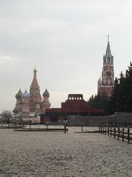 Красная площадь закроется на ремонт
