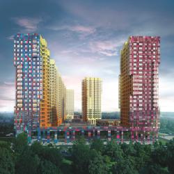 Многоквартирные дома на Комендантском проспекте