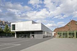Репетиционный центр балетной труппы Немецкой Рейнской Оперы