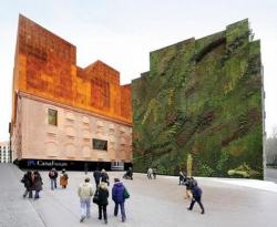 Херцог и де Мерон. CaixaForum в Мадриде