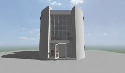 Дом Мельникова в облаке, или зачем архитекторам игровые механики