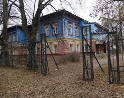 На Московском проспекте Ярославля разрушается историческое здание