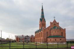 Под Саратовом восстановили лютеранскую церковь 19 века