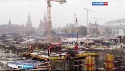 """В """"Зарядье"""" появится парящий мост и Псковская горка"""