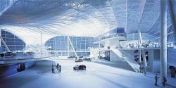 Торговый и выставочный центр BMW в Мюнхене, Германия