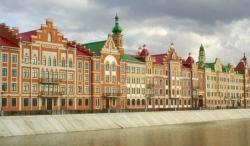 Как Йошкар-Ола превращается в музей архитектурных копий