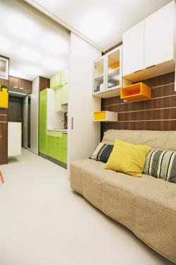 Концепция дизайна малогабаритных квартир