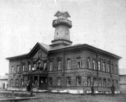 Дом с граненой башней украсит исторический центр Череповца