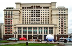 Гостиница «Москва» (Four Seasons Hotel Moscow)