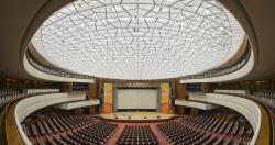 Концертный зал правительства Москвы – реконструкция
