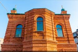 Открытие соборной мечети в Чите