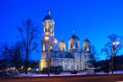 В Петербурге после реставрации открылся Князь-Владимирский собор