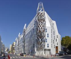 Комплекс социального жилья Rive Seine