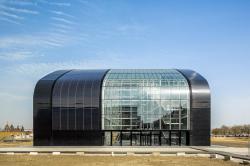 Здание агентства Bruxelles Environnement