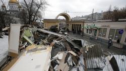 Ночной ларек: зачем московские власти снесли торговые павильоны?