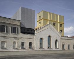 Рецензия на проект комплекса фонда Prada в Милане, разработанный архитектурным бюро OMA