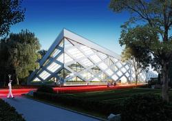 Здание кафедры физической культуры и тренажёрный комплекс «Виртуальное судно»