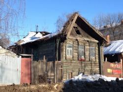 У самого старого дома в Иванове рухнула крыша