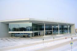 Терминал аэропорта «Стригино»
