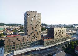 Комплекс жилья и офисов Situla