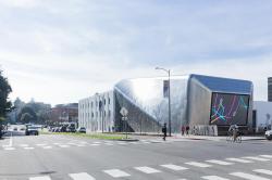 Музей искусств Беркли и Тихоокеанский киноархив – BAMPFA