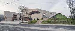 Концертный зал в квартале Йорданки