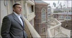 Россия строит роскошный Agalarov Estate
