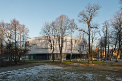 Концертный зал в Паланге