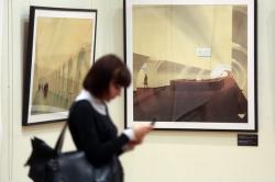 В Музее архитектуры открылась выставка «Московское метро – подземный памятник архитектуры»