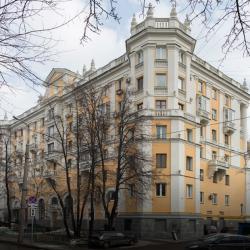 Я живу в «Доме с башенками» у Белорусского вокзала