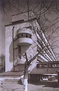 """Второй виток утопии. """"Дом Наркомфина"""" в Музее архитектуры"""