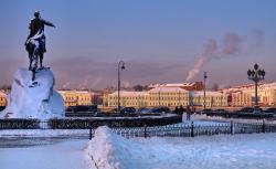 Санкт-Петербург начинает разрушаться?