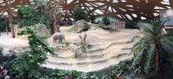 Смелые архитектурные решения современных парков развлечений