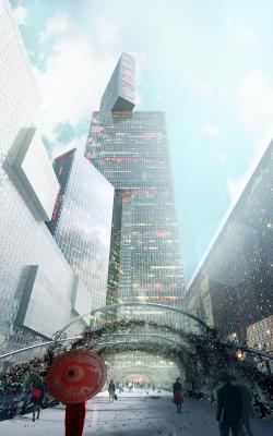 Высотное здание Nexus