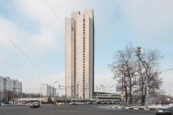 Центральный дом туриста на Ленинском проспекте