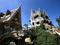 «Crazy House» в Далате – архитектурная сказка, ставшая явью