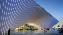 Павильон «Возможность» на Expo 2020