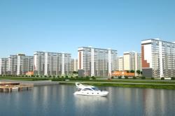 """На берегу Волги началась подготовка к строительству микрорайона """"Тверь Сити"""""""