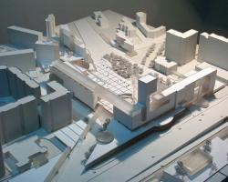 Комплексная реконструкция площади Крестьянская Застава