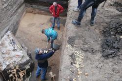 Деньги нашлись. Раскопки на Хлебной площади в Самаре будут продолжаться