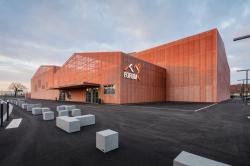 Спортивно-зрелищный комплекс LE FORUM