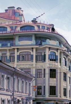 Реконструкция жилого дома, Афанасьевский переулок