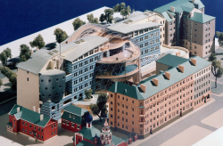 Реконструкция здания под отель 5 звезд, Гоголевский бульвар