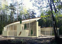 Частный загородный дом, пос. Барвиха