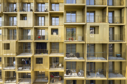 Студенческое общежитие Golden Cube