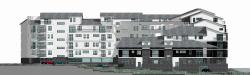 Малоэтажный жилой комплекс «Красная гора»