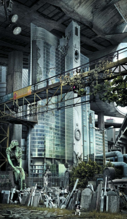«Здания, которые смотрели в будущее»