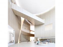 Музей современного искусства с прибалтийским акцентом
